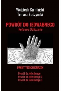 Pakiet Powrót do Jedwabnego. Końcowe Odliczanie  - Tomasz Budzyński, Wojciech Sumliński   mała okładka