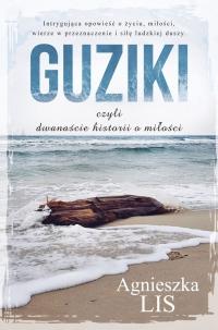 Guziki - Agnieszka Lis   mała okładka