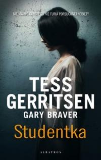Studentka - Gary Braver, Tess Gerritsen | mała okładka