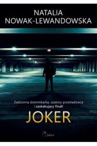 Joker - Natalia Nowak-Lewandowska   mała okładka