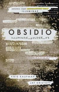 Obsidio - Amie Kaufman, Jay Kristoff | mała okładka