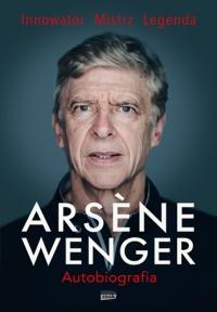 Arsene Wenger – autobiografia -  | mała okładka