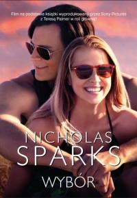 Wybór - Nicholas Sparks   mała okładka