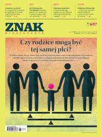 ZNAK 697 6/2013: Czy rodzice mogą być tej samej płci? -  | mała okładka