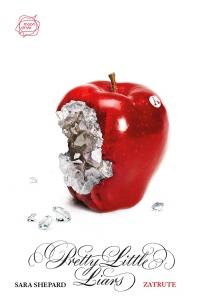 Zatrute. Pretty Little Liars 14 - Sara Shepard   mała okładka
