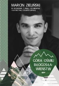 Góra ośmiu błogosławieństw - Marcin Zieliński | mała okładka