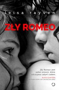 Zły Romeo - Leisa Rayven | mała okładka