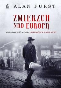 Zmierzch nad Europą - Alan Furst | mała okładka