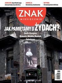 Miesięcznik Znak, numer 685 (czerwiec 2012) -  | mała okładka