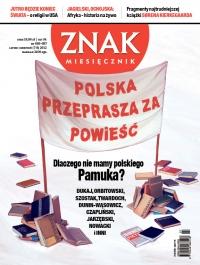 Miesięcznik Znak, numer 686-687 (lipiec-sierpień 2012) -  | mała okładka