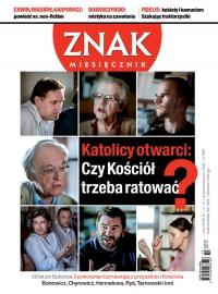 Miesięcznik Znak, numer 689 (październik 2012) -  | mała okładka