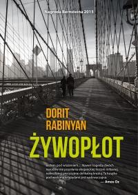 Żywopłot - Dorit Rabinyan | mała okładka