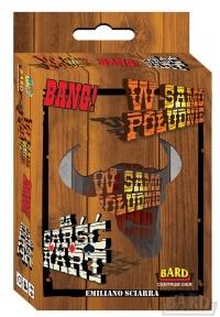 Bang! W samo południe/Za garść kart - dodatki do gry Bang! - Emiliano Sciarra  | mała okładka