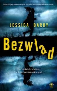 Bezwład - Jessica Barry    mała okładka