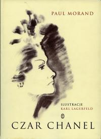 Czar Chanel - Paul Morand, Coco Chanel | mała okładka