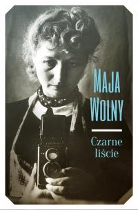 Czarne liście - Maja Wolny-Peirs   mała okładka