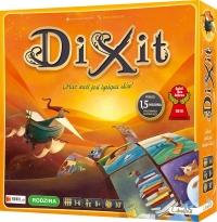 Dixit - gra plaszowa - Jean-Louis Roubira   mała okładka
