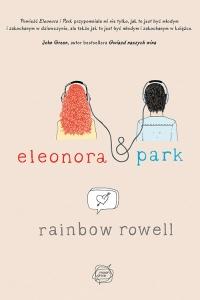 Eleonora i Park  - Rainbow  Rowell | mała okładka