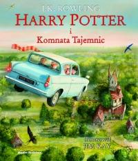 Harry Potter i Komnata Tajemnic - Joanne K. Rowling  | mała okładka