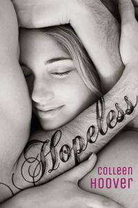Hopeless - Colleen Hoover | mała okładka