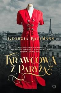 Krawcowa z Paryża - Georgia Kaufmann | mała okładka
