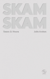 Noora. SKAM. Sezon 2 -  Julie Andem | mała okładka