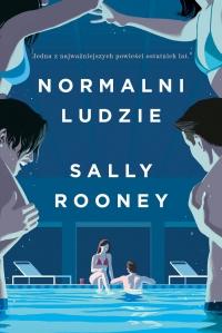 Normalni ludzie - Sally Rooney   mała okładka
