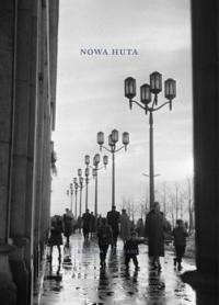 Nowa-Huta. Książka do pisania - Opracowanie zbiorowe | mała okładka