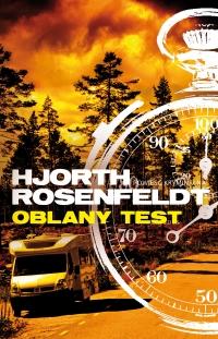 Oblany test - Michael Hjorth, Hans Rosenfeldt | mała okładka
