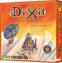 Dixit Odyssey - gra planszowa - Jean-Louis Roubira | mała okładka