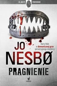 Pragnienie - Jo Nesbo | mała okładka