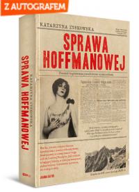 Sprawa Hoffmanowej - Katarzyna Zyskowska-Ignaciak  | mała okładka