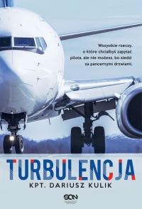 Turbulencja - Dariusz Kulik | mała okładka