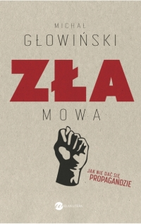 Zła mowa - Michał Głowiński | mała okładka