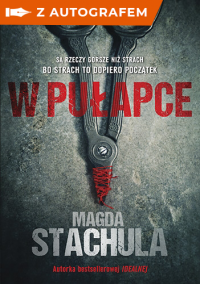 W pułapce - Magda Stachula | mała okładka