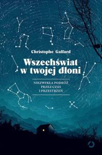 Wszechświat w twojej dłoni - Christophe Galfard | mała okładka