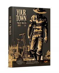 Komiksy paragrafowe. Your Town. Twoje miasto -  | mała okładka