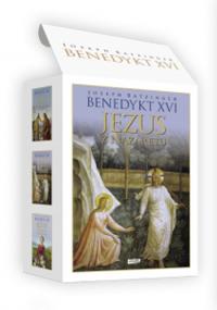 """Pakiet """"Jezus z Nazaretu"""" - Benedykt XVI   mała okładka"""