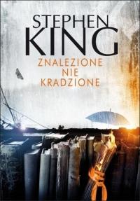 Znalezione nie kradzione  - Stephen  King   mała okładka
