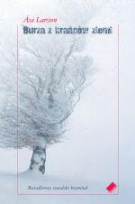 Burza z krańców ziemi - Åsa Larsson  | okładka
