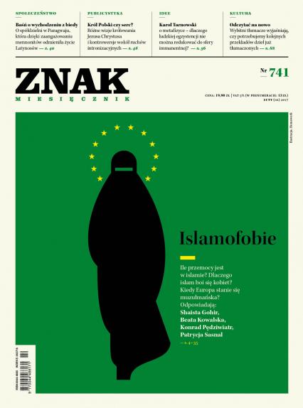 ZNAK 741 2/2017, Islamofobie  -  | okładka