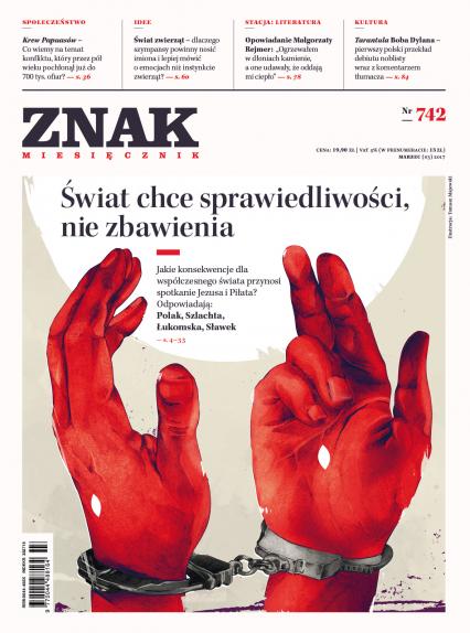 ZNAK 742 3/2017 -  | okładka