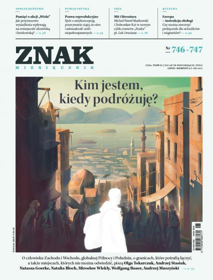 ZNAK 746-747  7-8/2017 -  | okładka