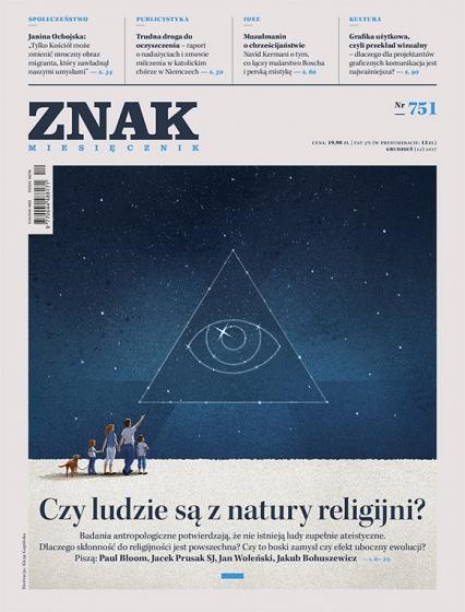 ZNAK 751 12/2017 -  | okładka