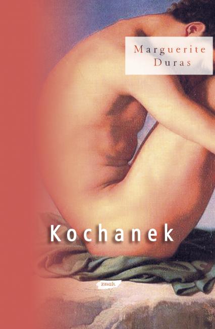 Kochanek - Marguerite Duras  | okładka