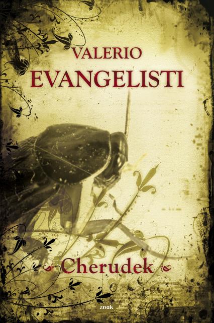 Cherudek - Valerio Evangelisti  | okładka