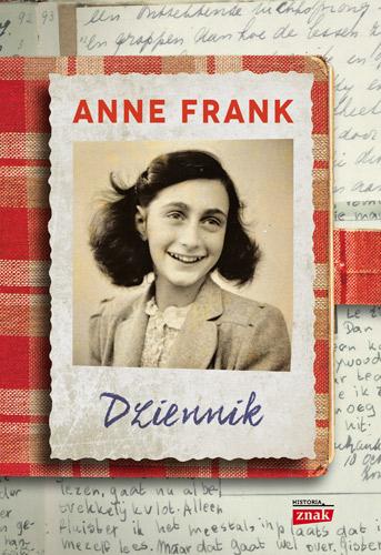 Dziennik - Anne Frank  | okładka