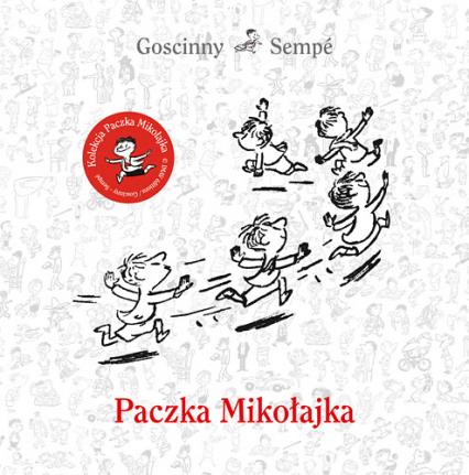 Paczka Mikołajka -  Jean-Jacques Sempé,  René Goscinny | okładka