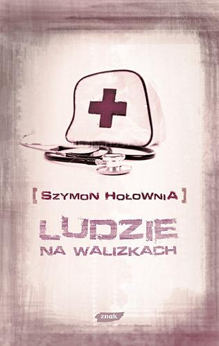 Ludzie na walizkach - Szymon Hołownia  | okładka