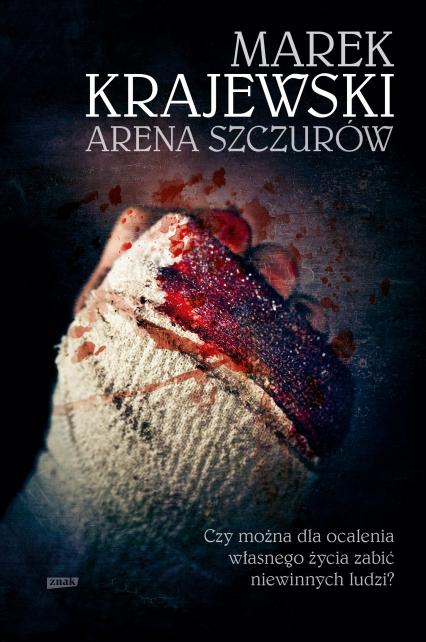 Arena szczurów - Marek Krajewski | okładka